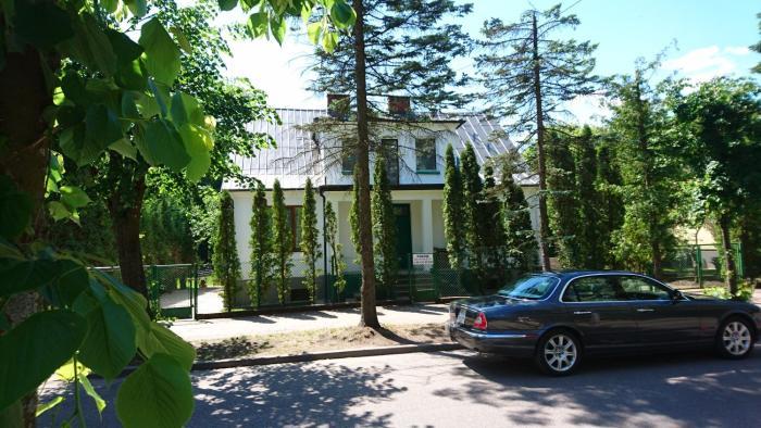 Pokoje dom Gustaw Augustów