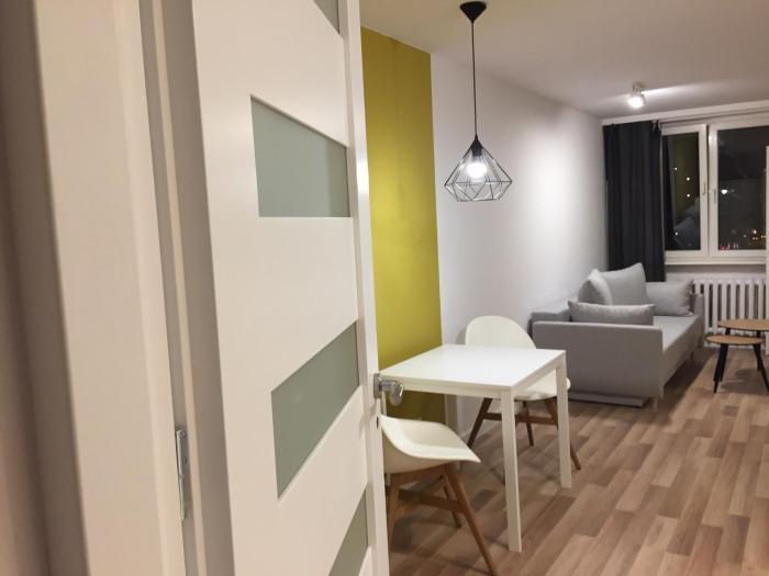 Apartament Katowice Centrum