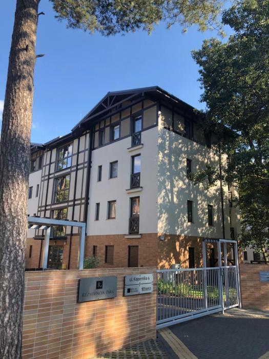 Apartment Mielno-Park
