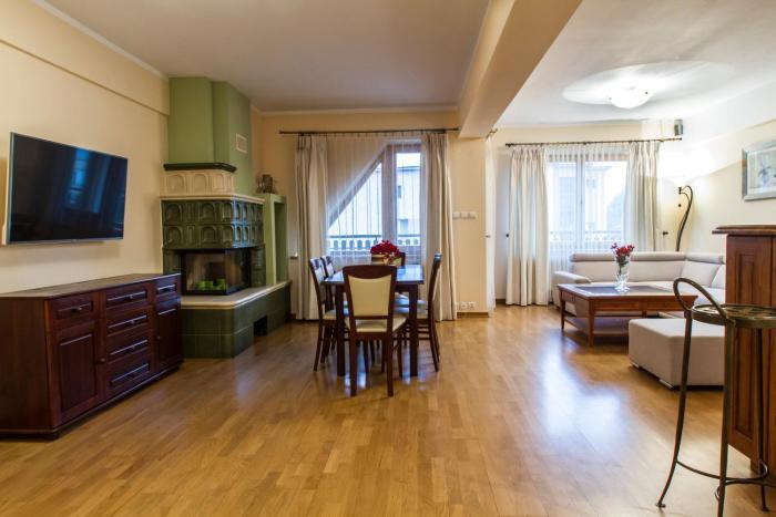 udanypobyt Apartament Orkana