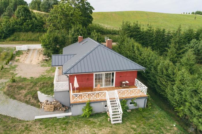 Dom nad Lubie