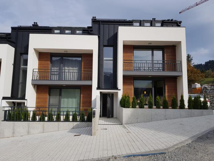 Apartament Zielony