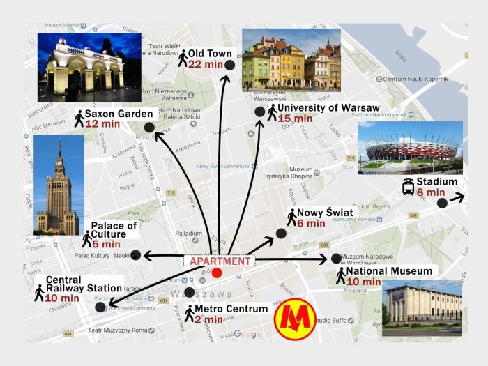 Metro Centrum Bis Apartment