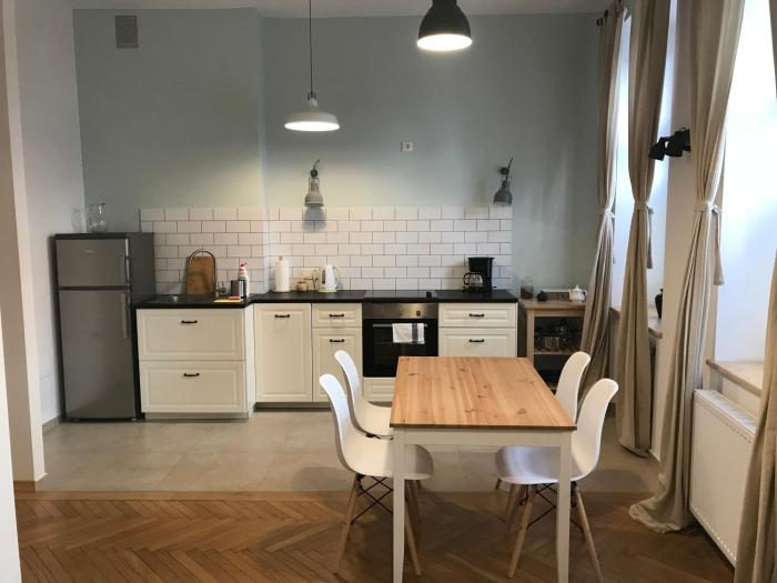Apartament Łaciarska