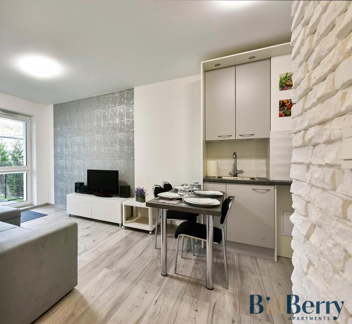 BillBerry Apartments - City Garden