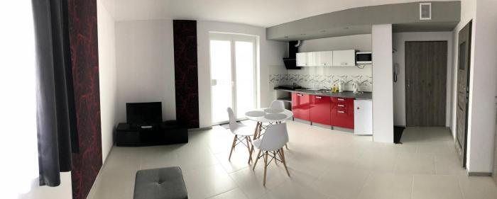 Studio mieszkalne 42m2