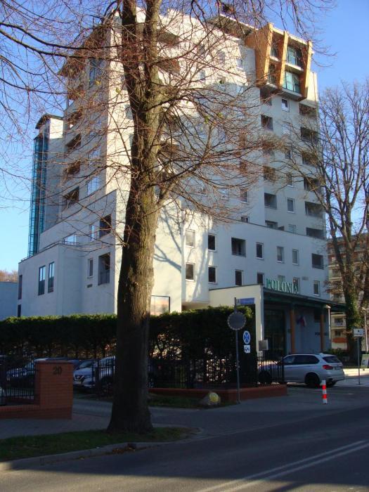 Kołobrzeg-hotel Polonia apartament 207