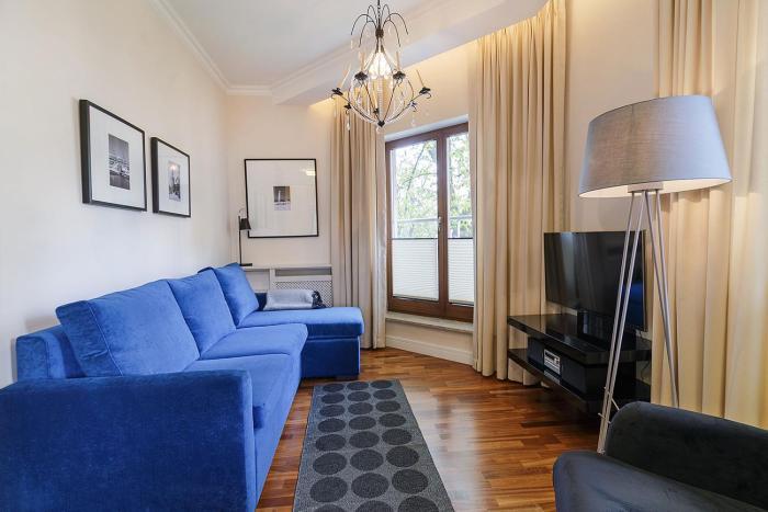 Premier Apartment with Sauna