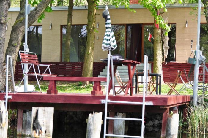 Dom nad Jeziorem Gwiazda