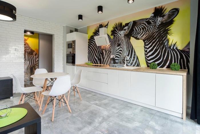Apartament Sun Ski Willa K2 Black White