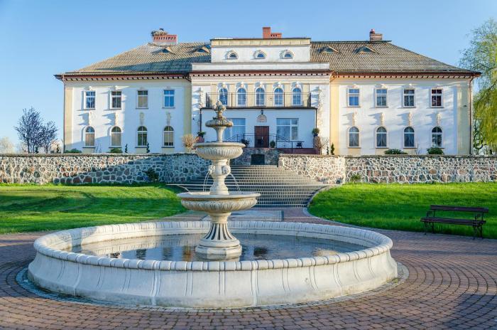 Pałac pod Bocianim Gniazdem