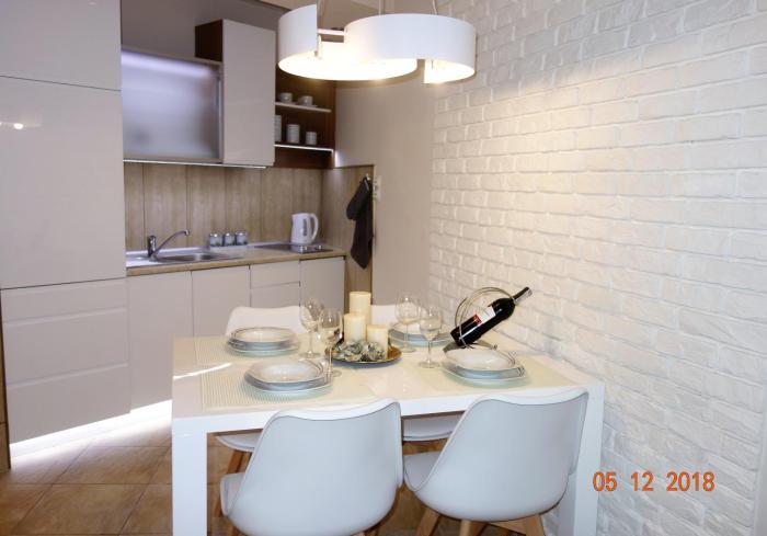 Apartament Szafirowy