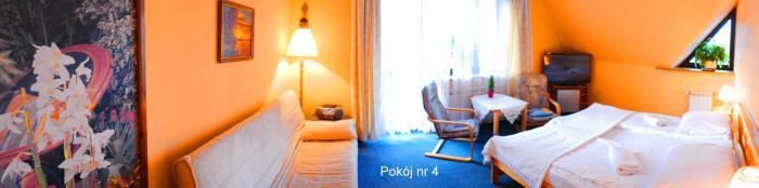 Apartament w Willi Busola