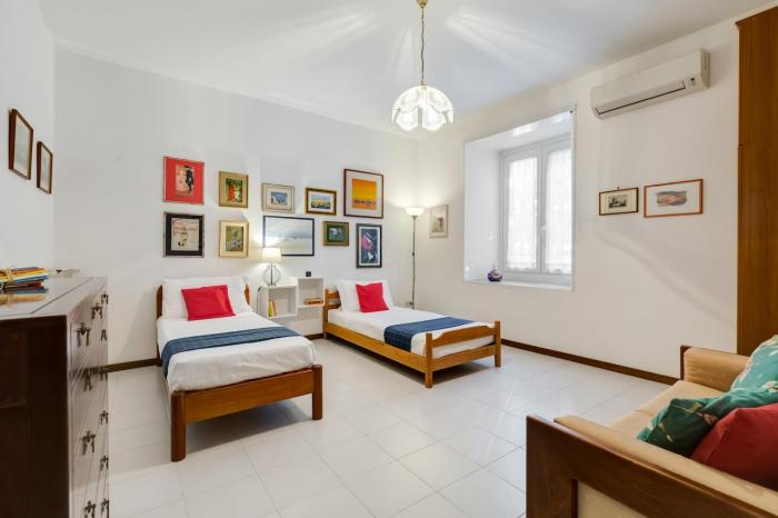 Nice and bright 2 beds flat near San Giovanni