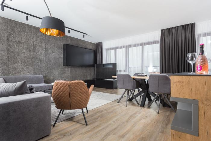 Exclusive Business Apartments near ICE Krakow Congress Centre and Wawel Castle by InPoint