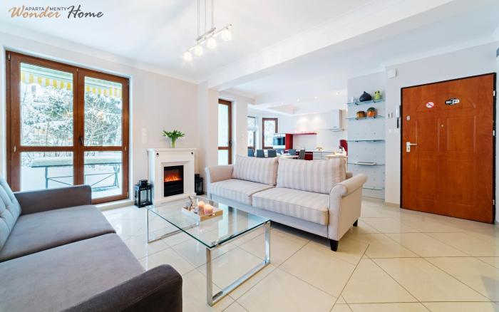 Apartamenty Wonder Home przy Skalnej