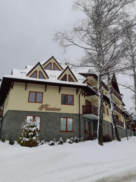 Apartmán Plesnivec