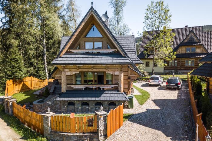 Domek w Roztokach