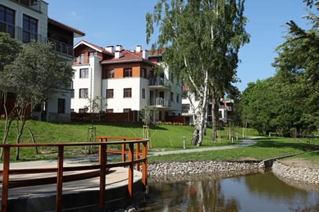 Gdansk Jelitkowo Wypoczynkowa Luksusapartament Neptun Park