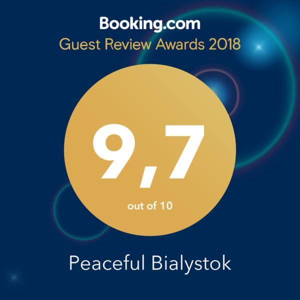 Peaceful Bialystok