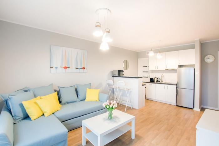 Apartments Gdynia Na Fali by Renters