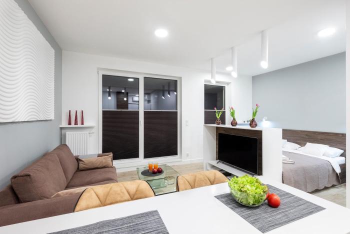 Apartament Luxury Miedzyborska 8b