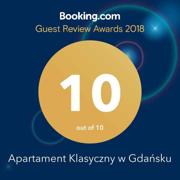 Apartament Klasyczny w Gdańsku