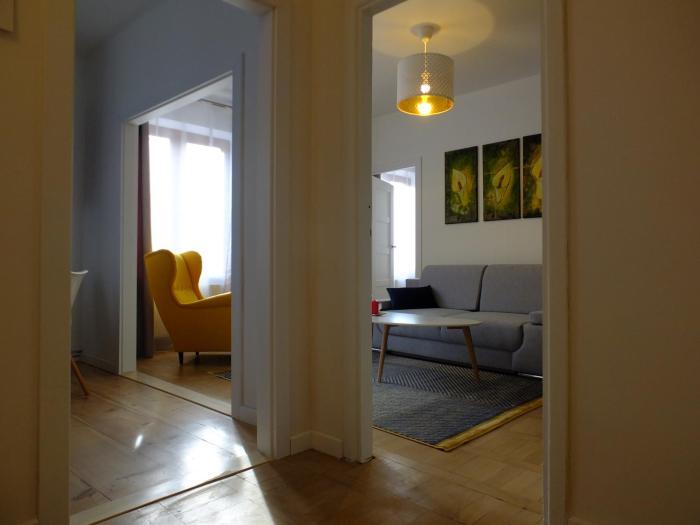 Apartamenty Uwertura - Apartament Prezydenta Narutowicza