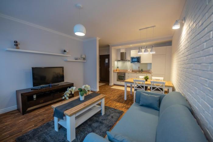 Victus Apartamenty Apartament Morski