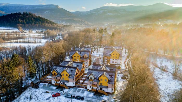 Apartamenty Sun Snow Leśny Dom