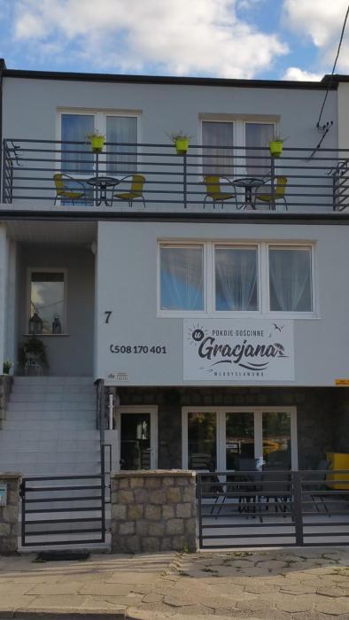 Pokoje Gościnne u Gracjana