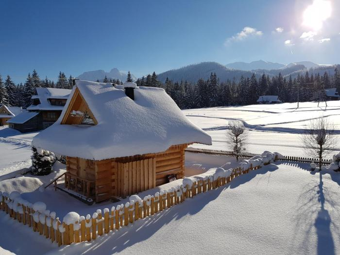 Chata Przy Dolinie z sauną