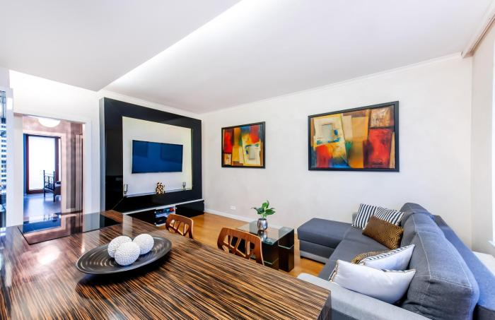 ClickTheFlat Luxury Apartment in Warsaw