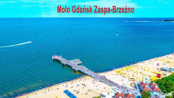 Mieszkanie SŁONECZNA PLAŻA dwupokojowe balkon wifi 20 min spacerkiem od plaży