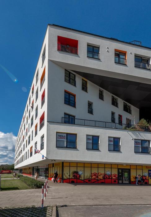 PO Apartments Zawiszy