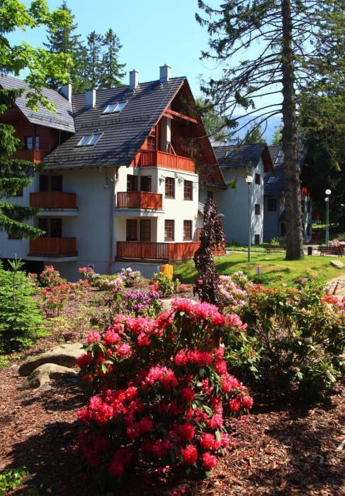 Apartamenty Sun Seasons 24 - Rezydencja Pod Świerkami