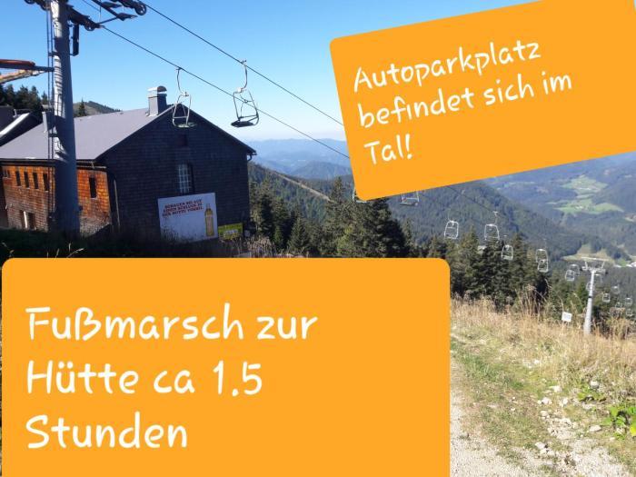 Ötscherschutzhütte