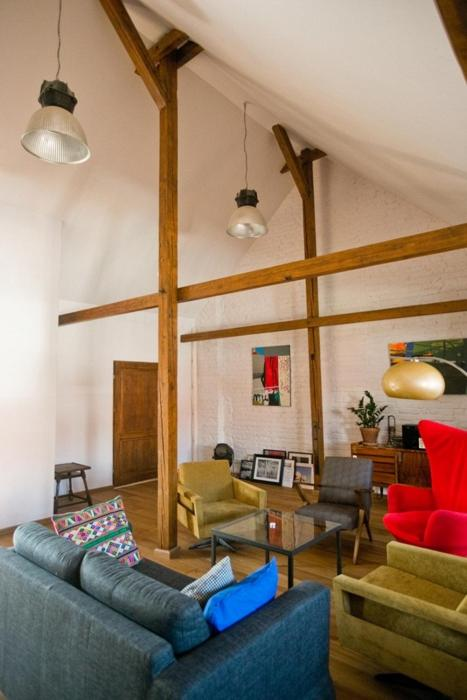 LEVELOFT - a beautiful, spacious LOFT in the center of Wrocław