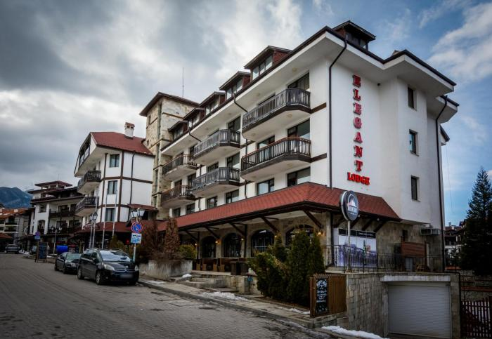 Elegant Lodge Hotel(Ex Elegant SPA)