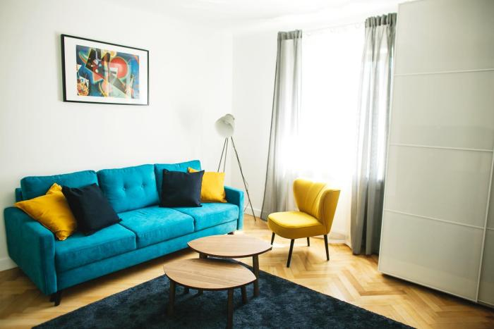 Zakroczymska 11A New Town Apartment