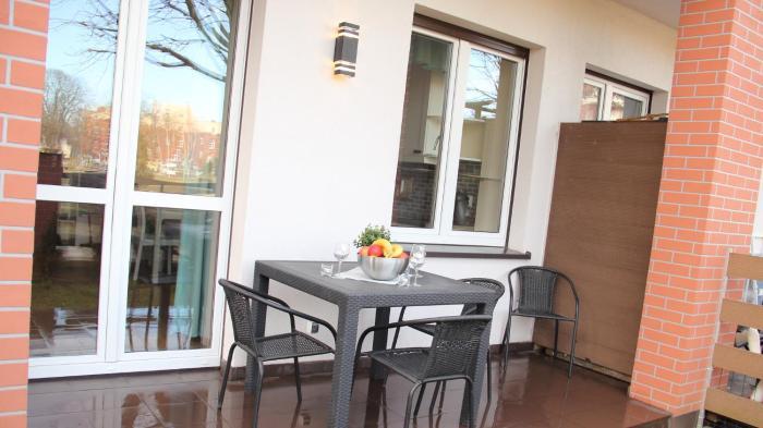 Lux Garden Apartment