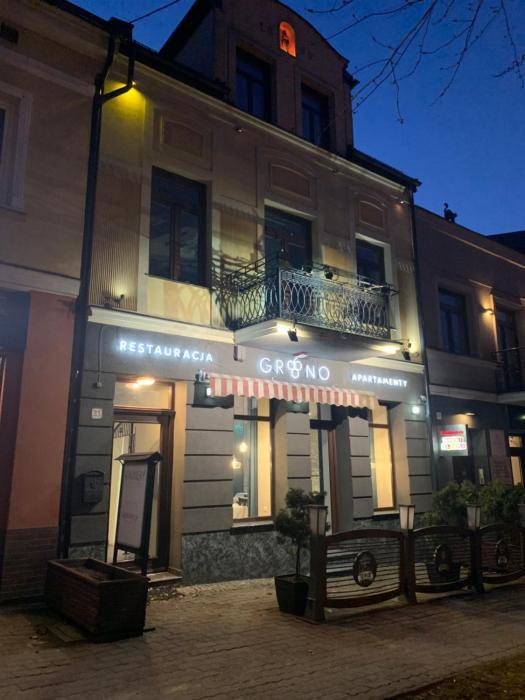GRONO Restauracja i Apartamenty