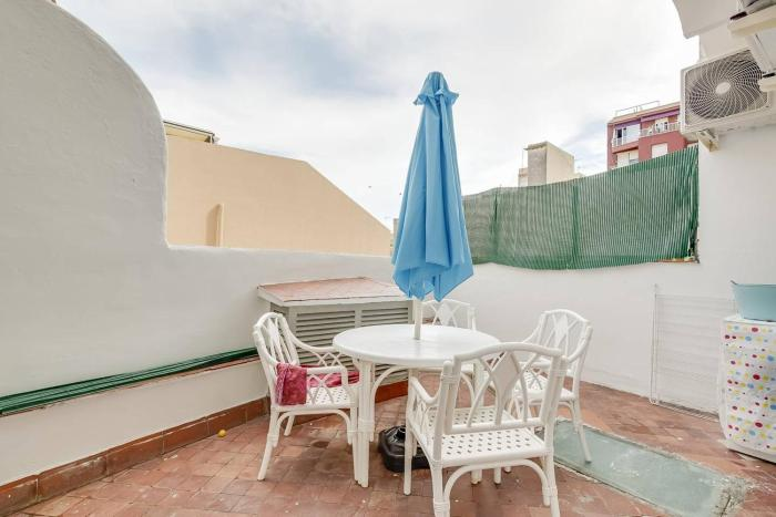 Lovely 3 bedroom apartment near Park Guell