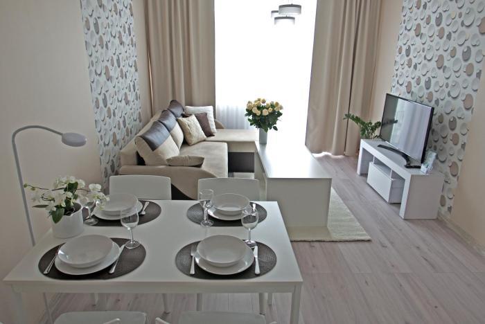 Apartamenty MIZU Szampański