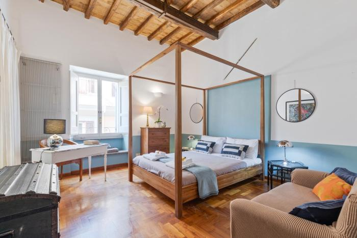 Rome as you feel - Teatro Pace Apartment