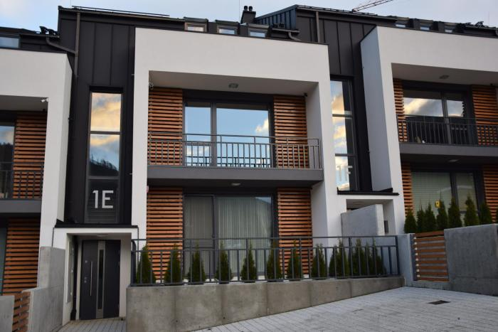 Apartament przy Olimpijskiej