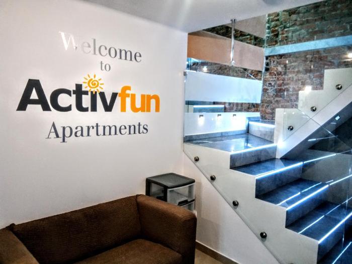 Apartamenty Activfun