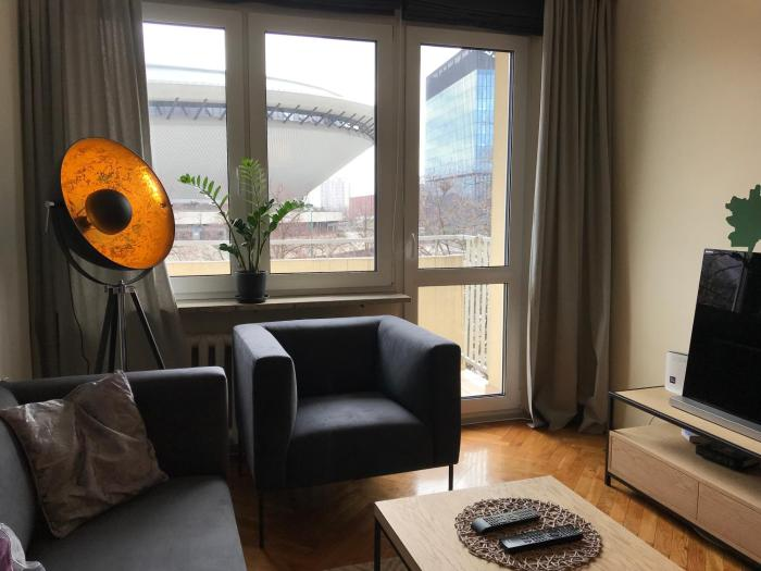 Cosy apartment with amazing view