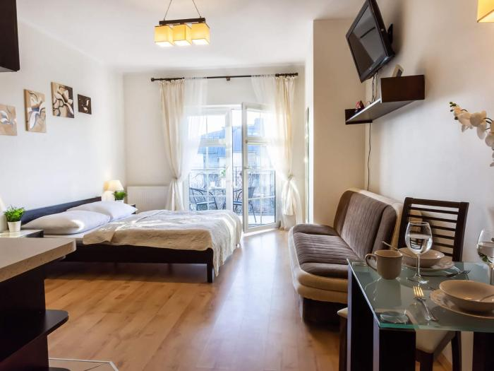 VacationClub – Trzy Korony Wazów Apartament 51
