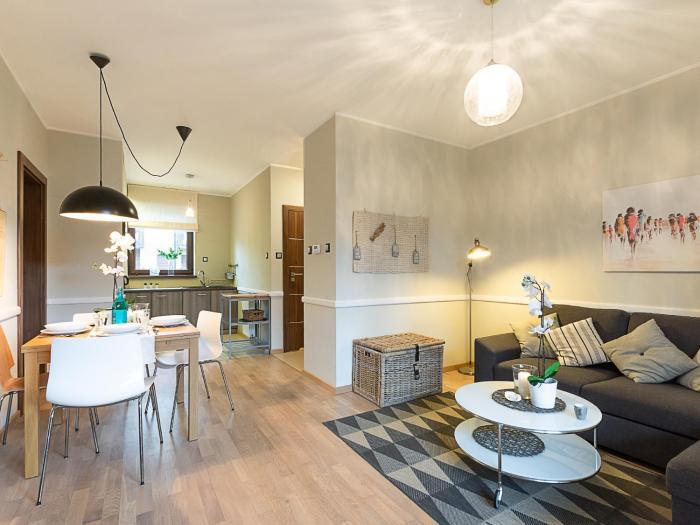 VacationClub – Rezydencja Park II Apartament 1